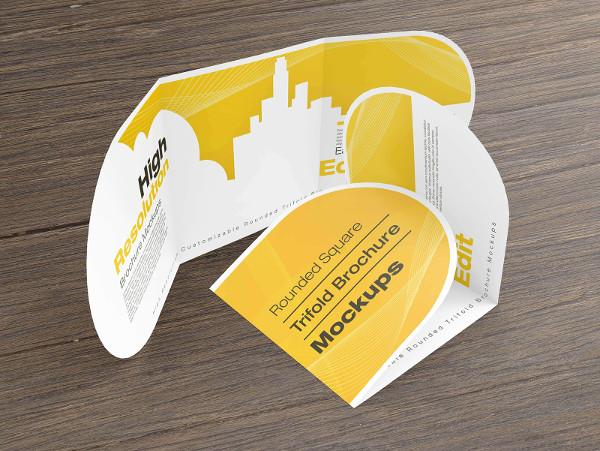 27+ Brochure Mockups - Free & premium PSD Indesign AI Downloads