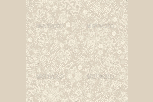 Editable Snowflakes Design Pattern