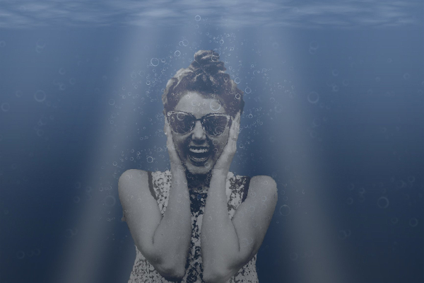 Under water Photoshop Design Actions
