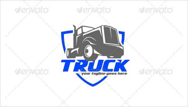Unique Truck Logo Templates