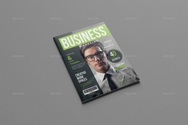 23 business magazine template free psd png vector downloads business magazine stylish template friedricerecipe Images