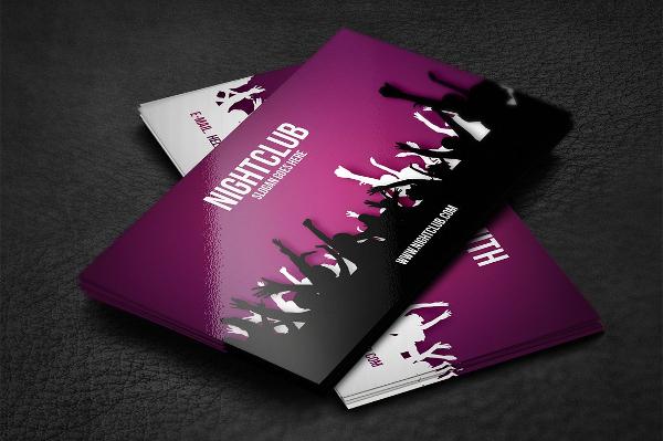 19 dj business cards free premium psd ai format download for Dj business card templates free