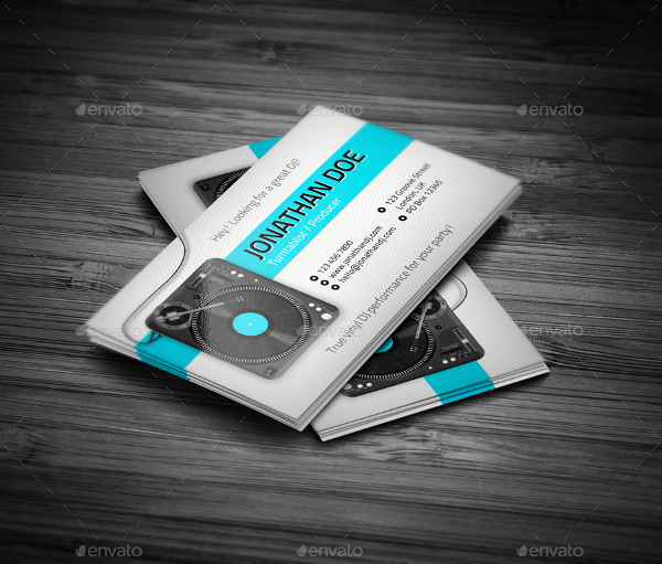 19 dj business cards free premium psd eps illustrator downloads turntablist dj business cards template friedricerecipe Choice Image