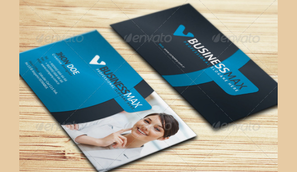 Professional Healthcare Business Cards
