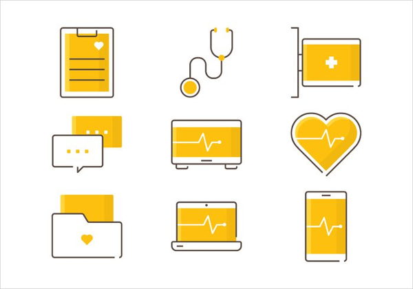 Healthcare Service Free Icons
