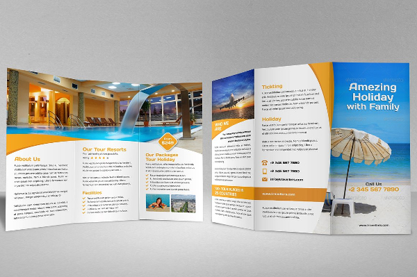 21  resort brochure