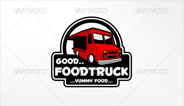Best Truck Food Logos