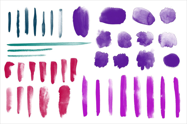42 Hand Made Watercolor Brushes