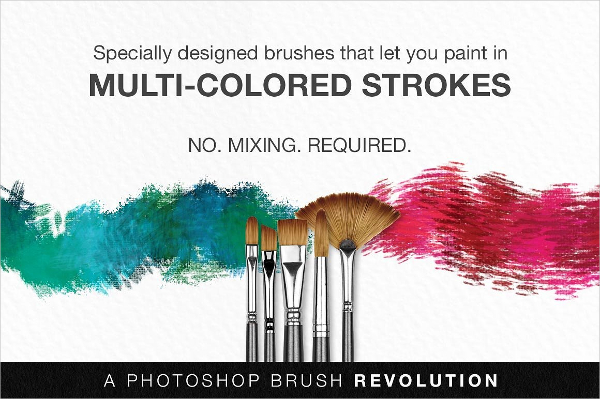 Modern Impressionist Photoshop Brush Studio