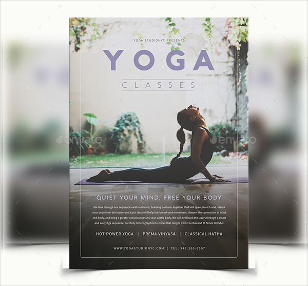 20 Yoga Flyer Free Permium Psd Vector Png Eps Ai Jpg Downloads