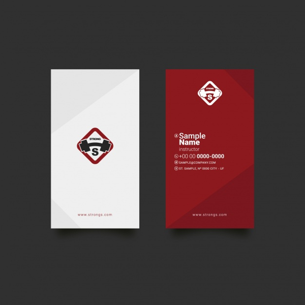 22 gym business cards free premium psd ai format download free vector gym business cards colourmoves