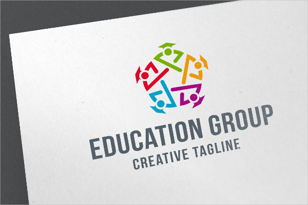 Institute Group Logo Template
