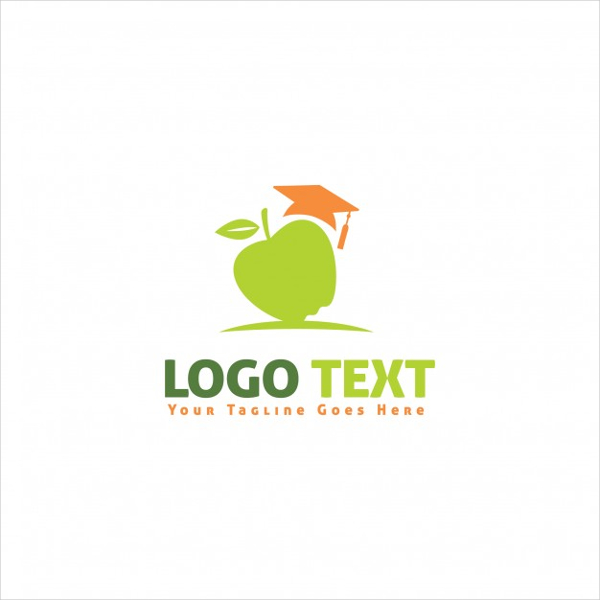 Free Learning Center Logo Template