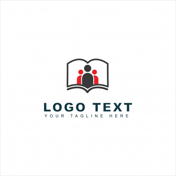 Free Learning College Logo Template