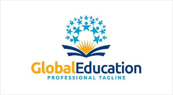 Global Education Institute Logo Templates