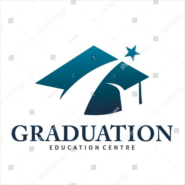 Graduation Academy Logo Template