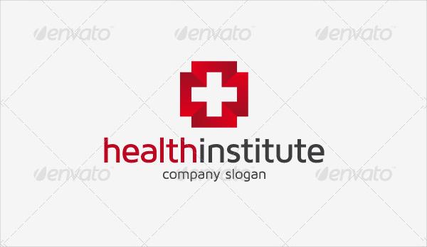 Health Institute Logo Template