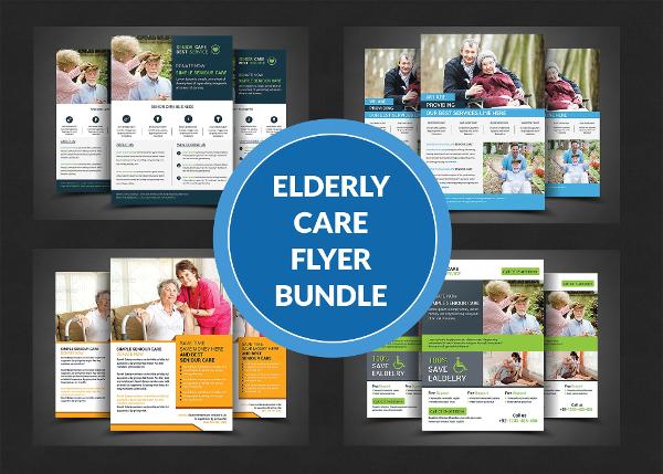 Home Care Flyer Bundle