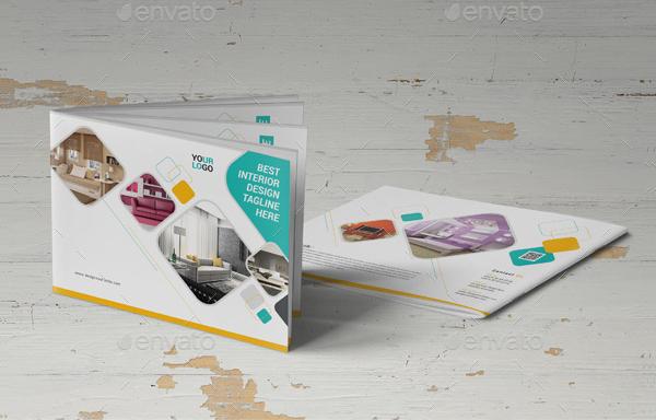 Best Interior Design Brochure Templates