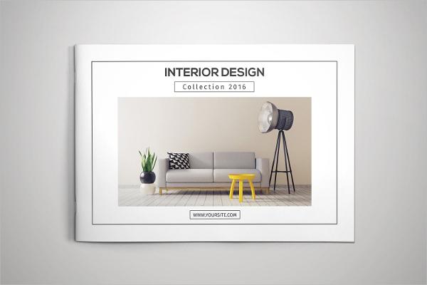 Best Interior Brochure Template