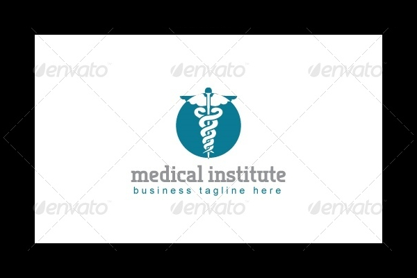Medical Institute Logo Template