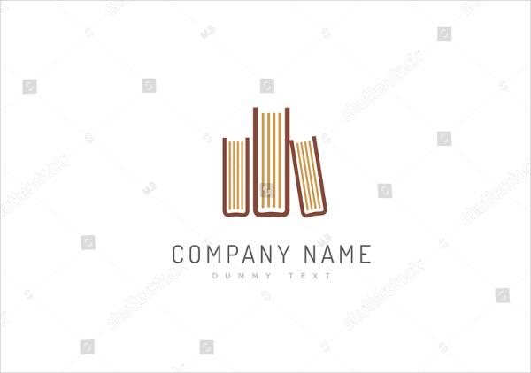 School Concept Logo Template