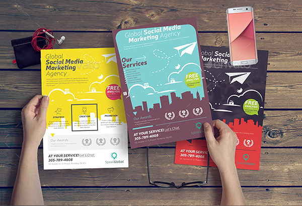 Best Social Media Flyer Templates