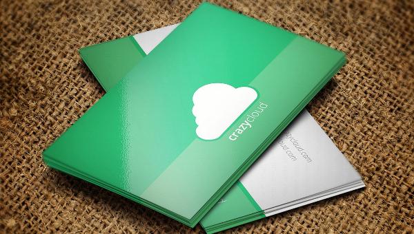 27 cloud business card templates free premium downloads cloud business card flashek Choice Image