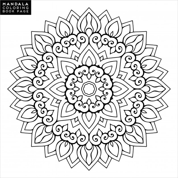 22+ Flower Coloring Pages