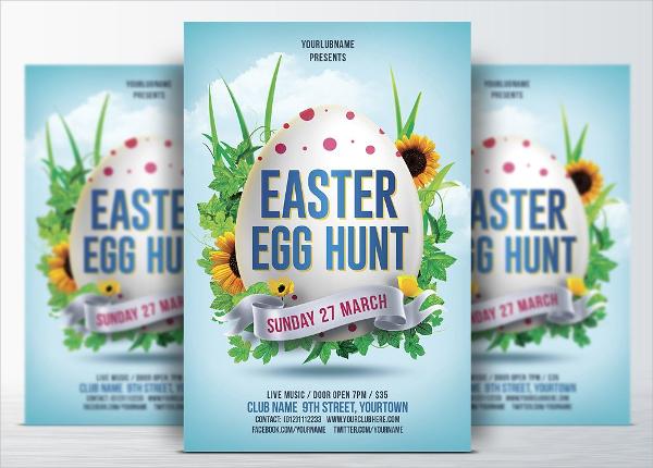 Easter Flyers Bundle