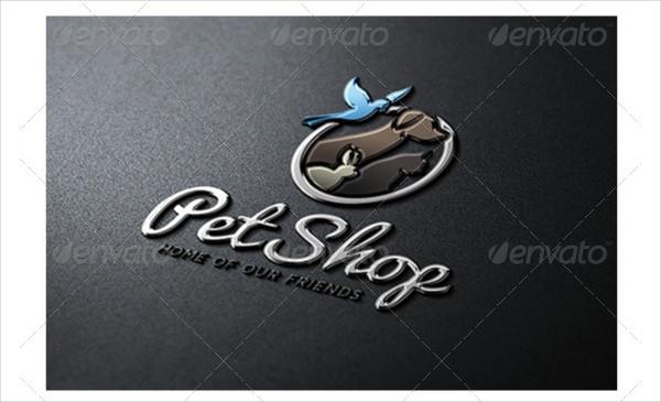Print Ready Pet Shops Logo