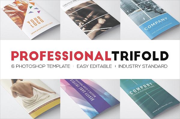 Bet Trifolds Construction Brochures Bundle