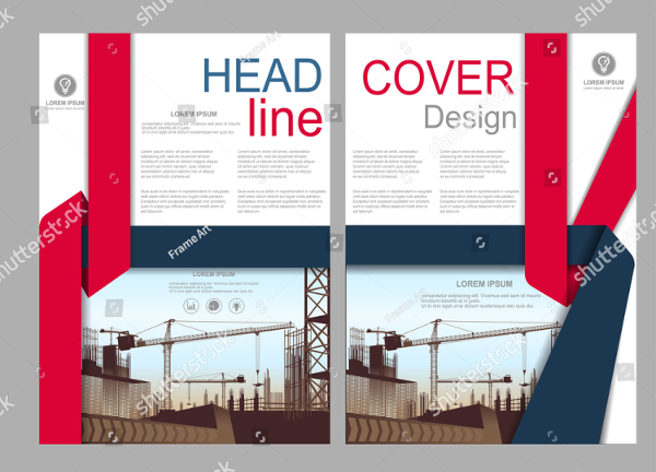 17 Construction Brochure Templates Free Premium Download