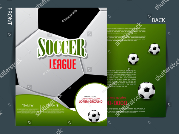 22 Soccer Flyer Templates Free Premium Psd Vector Png Downloads