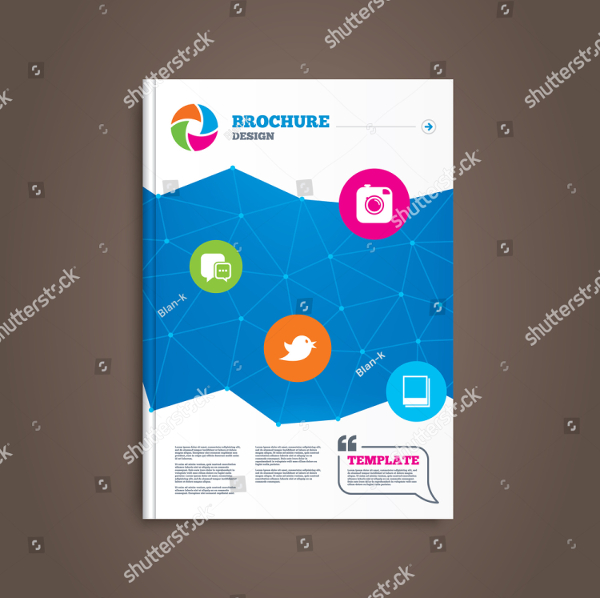 Social Media Brochure Flyer Template