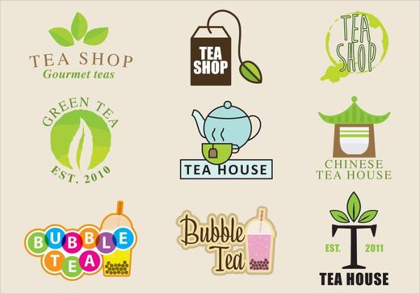 Tea Shop Logos Free