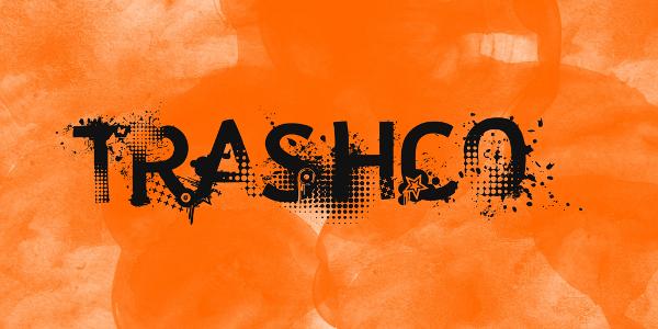 Trashco Free Fonts
