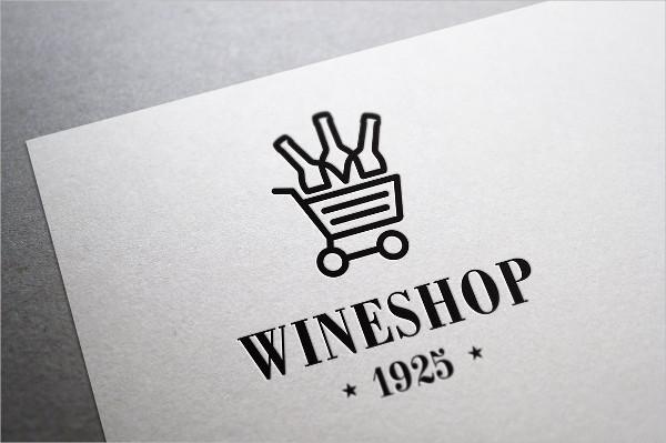 Wine Shop Logos Design