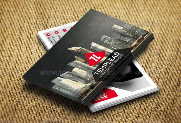 Printable Architecture Business Card Bundle