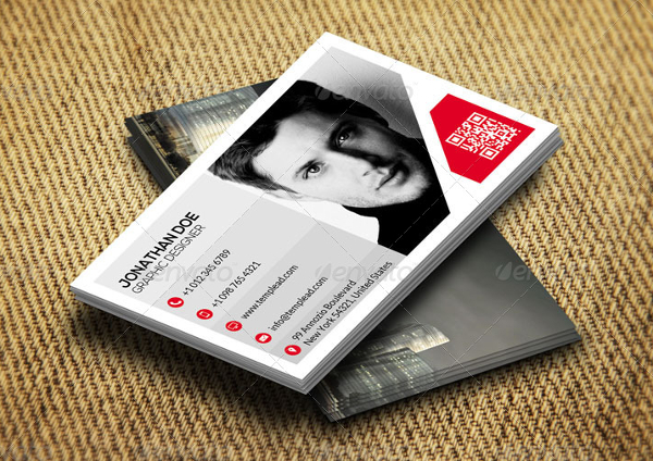 Architectural Corporate Business Card
