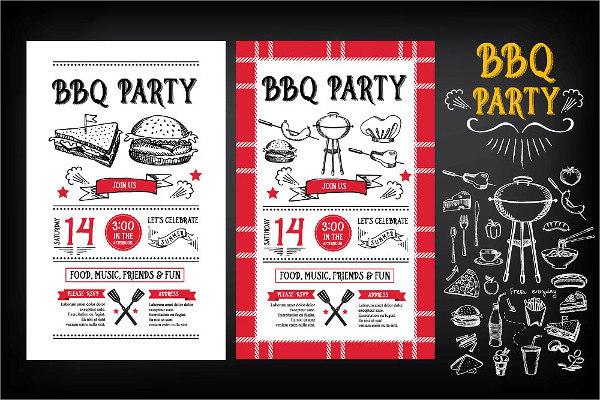 Best BBQ Party Invitations