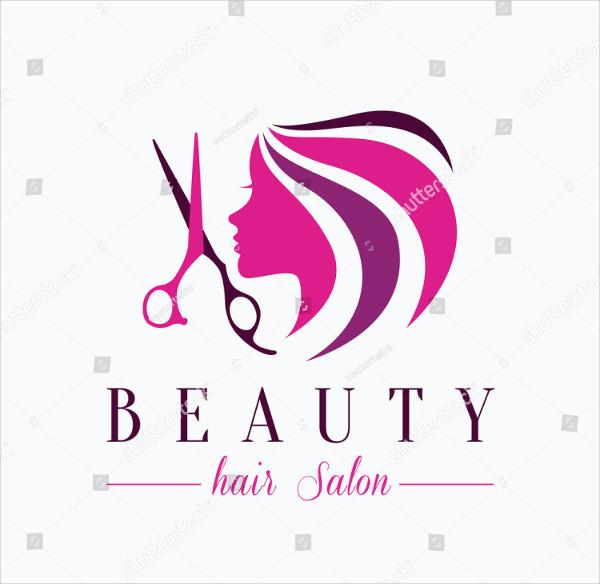 22+ Hair Salon Logo Templates - Free Premium PSD ... - photo #18