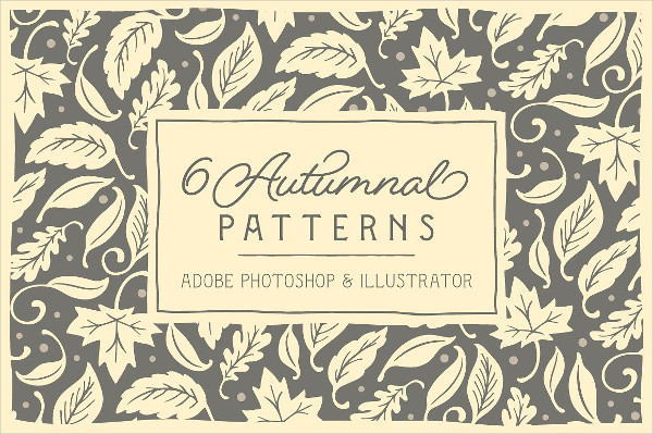 Clipart Autumn Patterns