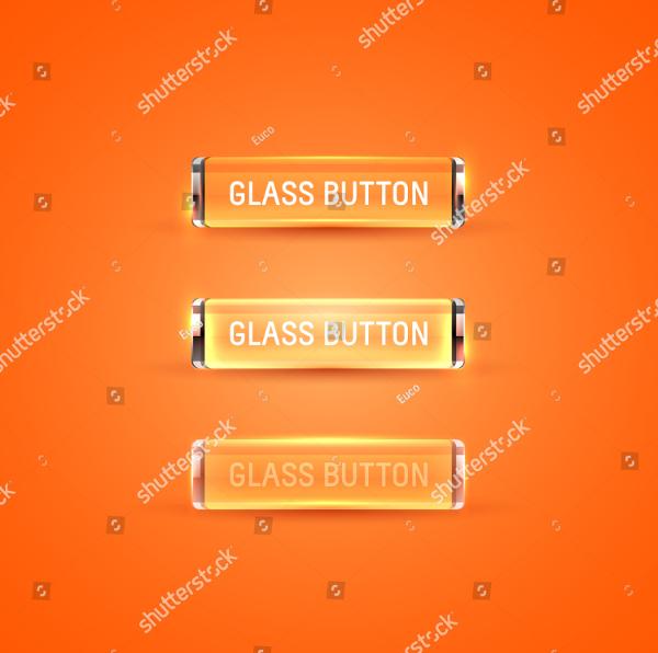 Best Glass Design Buttons Template