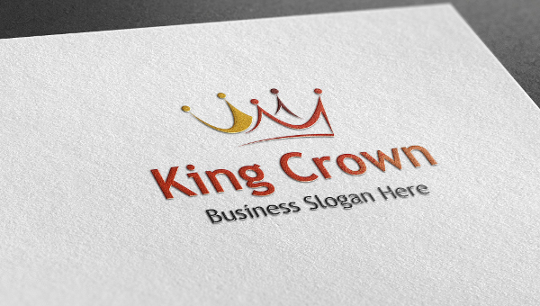 22 crown logo templates free premium psd ai illustrator downloads crown logo template fbccfo Images