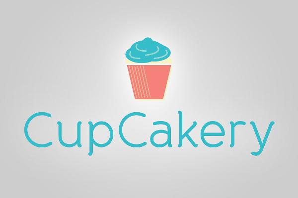 Cupcakery Logo Template