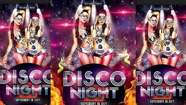 23 disco party flyer template free premium psd illustrator downloads