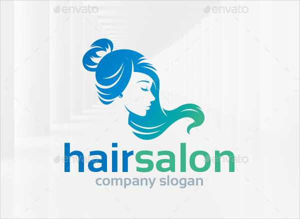 22 hair salon logo templates free premium psd