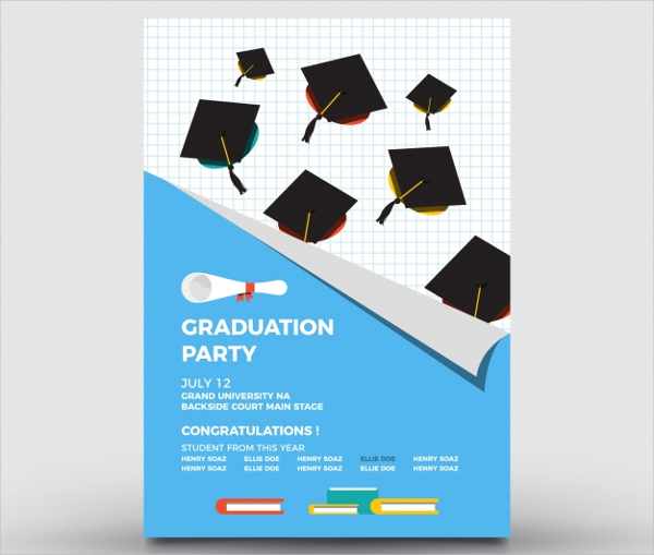 Free College party Flyer