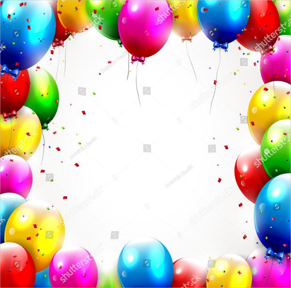 Birthday Funny Background